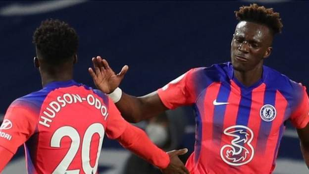 West Bromwich Albion 3 3 Chelsea Tammy Abraham Scores Stoppage Time Equaliser Bbc Sport