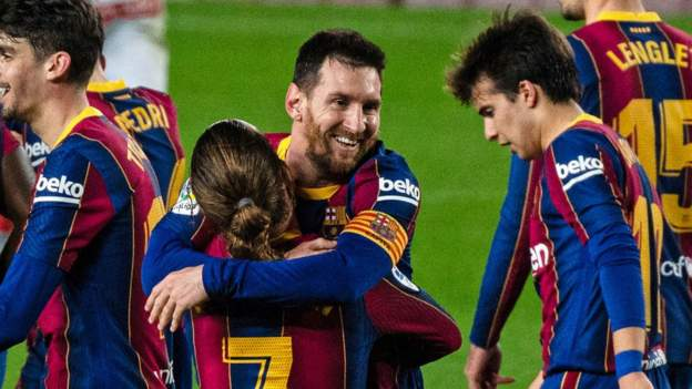 El Clasico: Bagaimana Ronald Koeman merombak Barcelona jelang pertandingan Real Madrid thumbnail