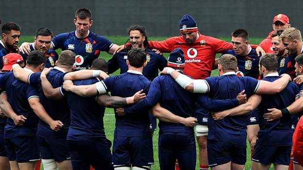 British and Irish Lions 2021: Tourists can 'adapt' to Covid disruption in South Africa, says Steve Tandy