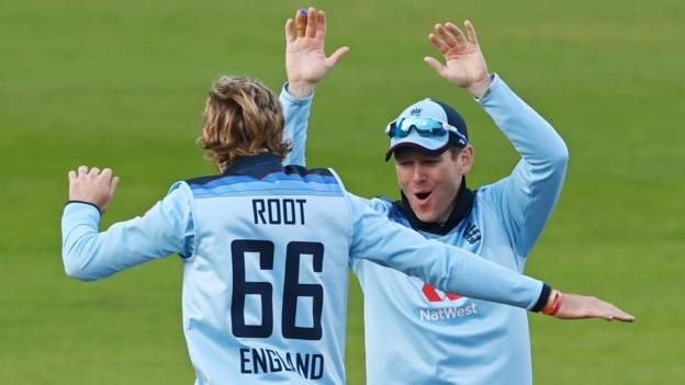 England v Australia: Eoin Morgan reflects on 'amazing' summer thumbnail