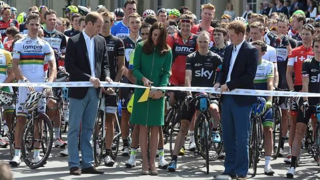 Tour de France: UK to bid for 2026 Grand Depart; Women's Rugby World Cup 2025 bid confirmed