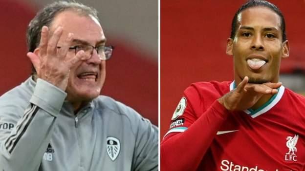 Liverpool 4-3 Leeds: Jurgen Klopp says he 'loved' the game thumbnail