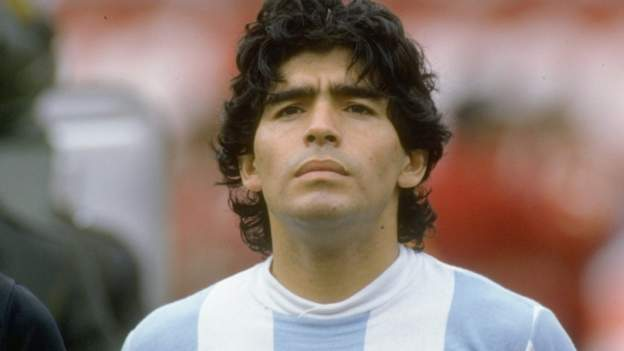 Football legend Maradona dies aged 60