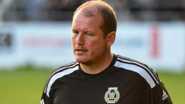 FA Cup qualifying: Curzon Ashton boss on bereavement and mental health