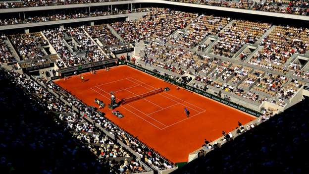 French Open 2020: 'Up to 60%' capacity for September Grand Slam