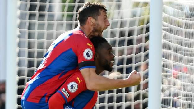Crystal Palace 2-2 Leicester City: Brendan Rodgers' side throw away two-goal lead