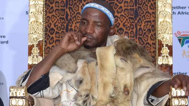 King Mpendulo Sigcawu