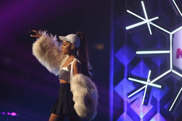 Ariana Grande in Illinois, US