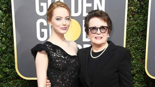 Golden Globe 2018 Suram: Tamu Undangan Kompak Pakai Hitam, Ada Apa?