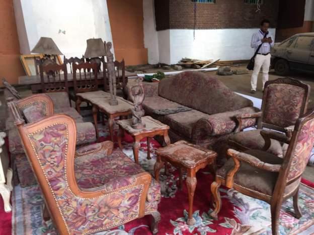 Eritrea re-opens Ethiopia embassy frozen in time