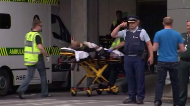 Beberapa Orang Tewas Dalam Penembakan di 2 Masjid di Selandia Baru
