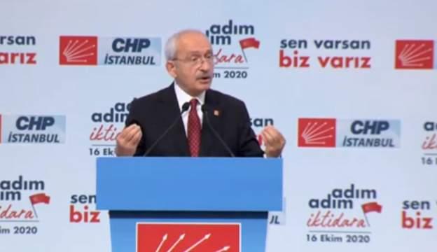 Kılıçdaroğlu: İflas eden bir yargıyla karşı karşıyayız