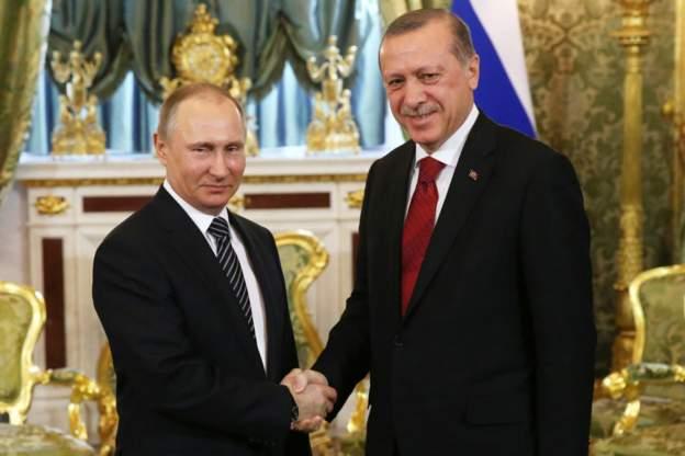 Erdoğan, Putin ile telefonda Dağlık Karabağ hakkında görüştü