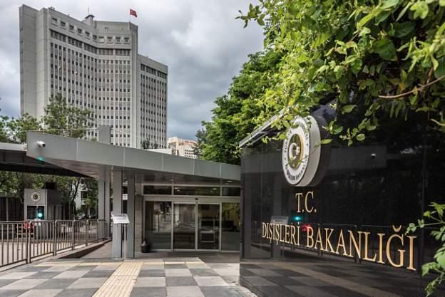 Dışişleri Bakanlığı: AB'nin listesinde Türkiye'ye yer verilmemiş olmasından hayal kırıklığı duyuyoruz