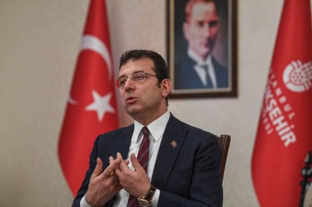 İBB Başkanı İmamoğlu: Ayakta yolcu yasağı 2 milyon yolcuya 'sizi taşımıyoruz' demek