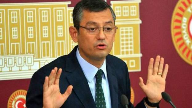 Özgür Özel: Abdullah Gül'ün, CHP'nin Cumhurbaşkanı adayı olması mümkün değildir.