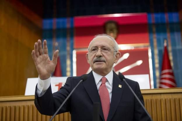 Kılıçdaroğlu: İhvan endeksli dış politikayı Türkiye'ye getirdiler