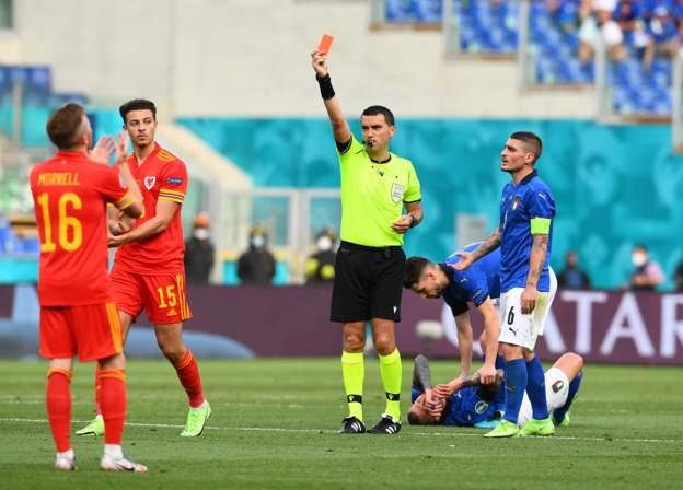 ไฮไลท์ฟุตบอล ยูโร 2021 อิตาลี - เวลส์