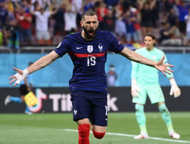 ไฮไลท์ดูบอลรวยxยูโร2020 ฝรั่งเศส 3-3 สวิตฯ (4-5 PEN)