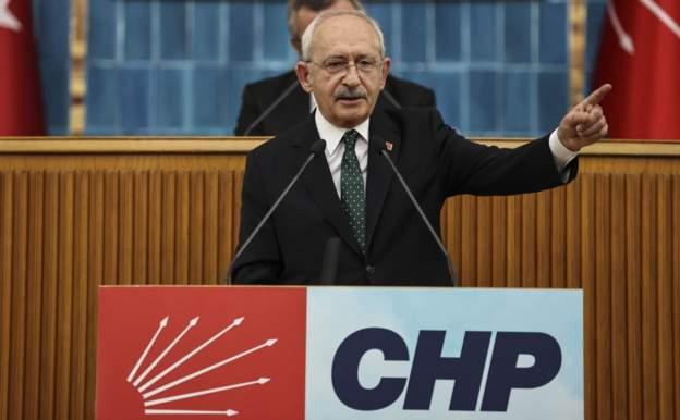 Kılıçdaroğlu: Türkiye, şu anda Avrupa'nın en büyük kara para aklayan ülkelerinin başında geliyor