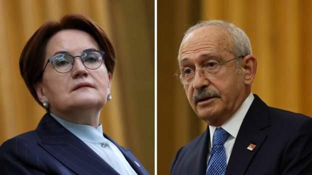 Akşener: Sayın Kılıçdaroğlu ile benim aramda herhangi bir sorun yok
