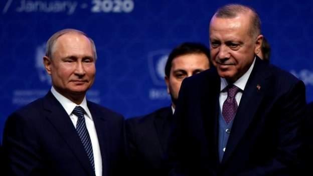 Kremlin: Cumhurbaşkanı Erdoğan yakında Rusya'yı ziyaret edecek