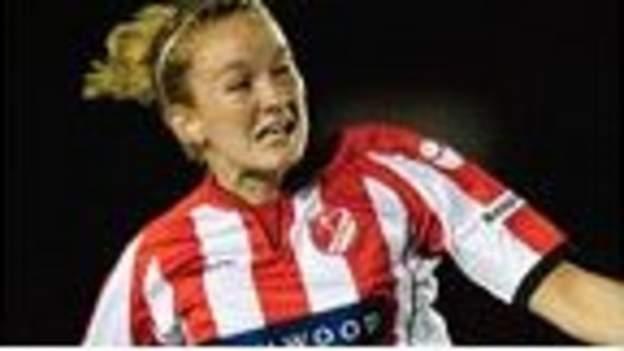 Defender Sophie Bradley