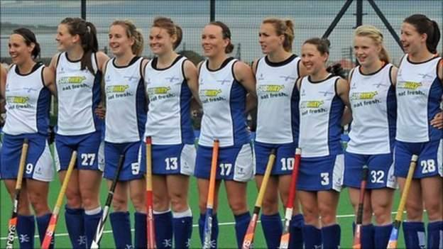 Scotland Women's hockey squad