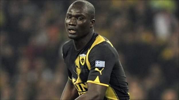 West Ham Sign Midfielder Papa Bouba Diop Bbc Sport