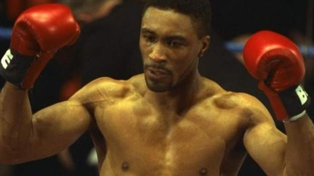 Michael Watson wants to light the Olympic flame - BBC Sport