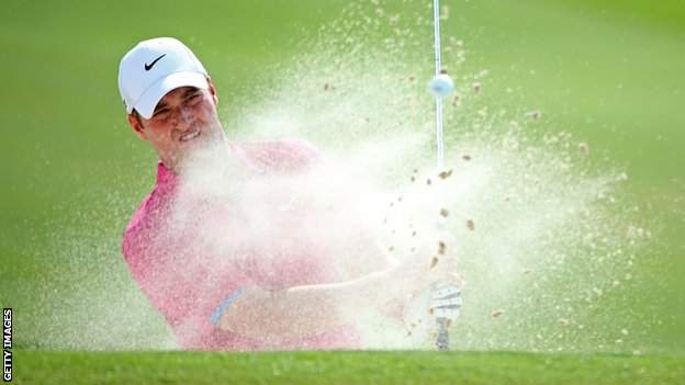 Marc Warren remains in contention