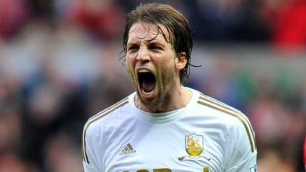 Swansea 1-1 Manchester United - BBC Sport