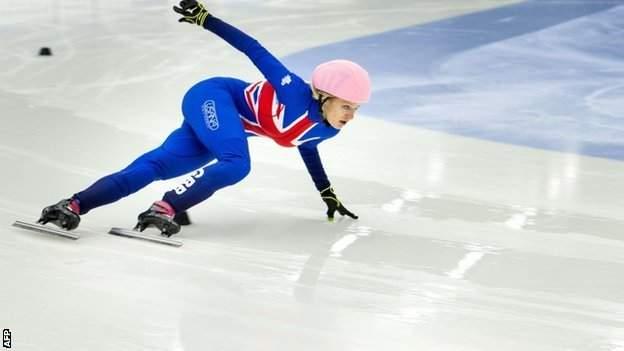 Elise Christie