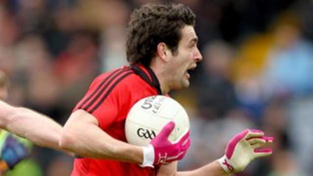 Kevin McKernan is disappointed with the players who quit the Down squad
