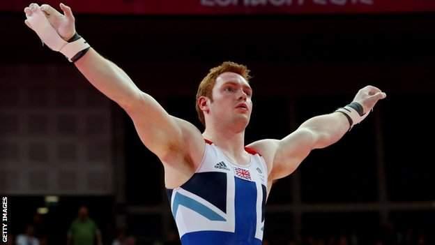 Dan Purvis at London 2012