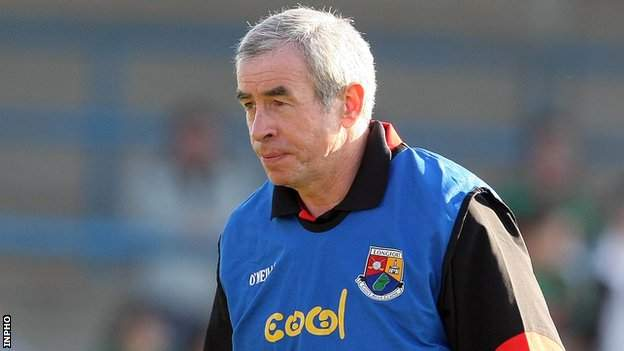 Pete McGrath was manager of the Down teams which won the All-Ireland Championship in 1991 and 1994
