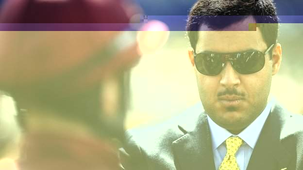 Sheikh Fahad Al Thani, of Qatar Racing