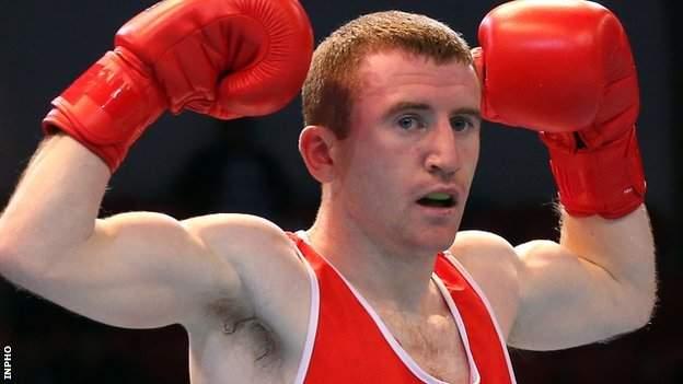 Belfast flyweight Paddy Barnes
