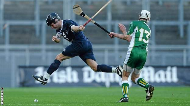 Scotland lost out to Ireland in Dublin