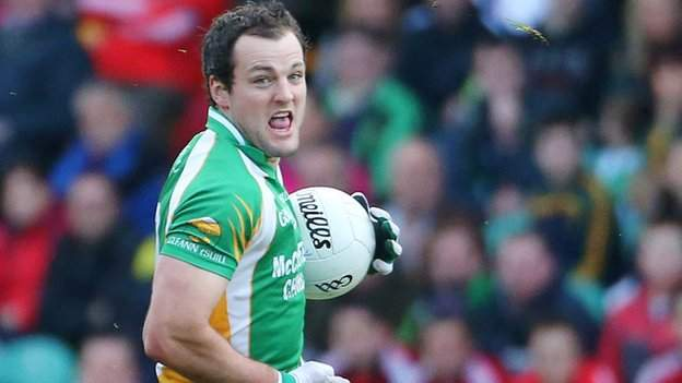 Michael Murphy's first-half penalty proved crucial