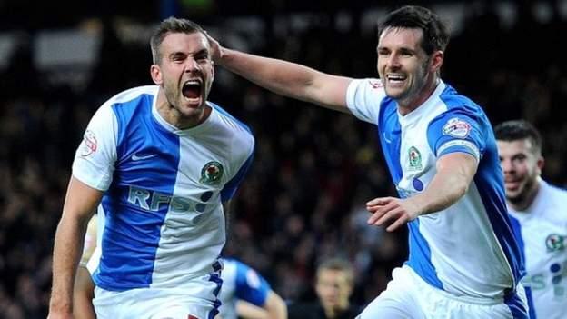 Blackburn Rovers 1-0 Leeds United - BBC Sport
