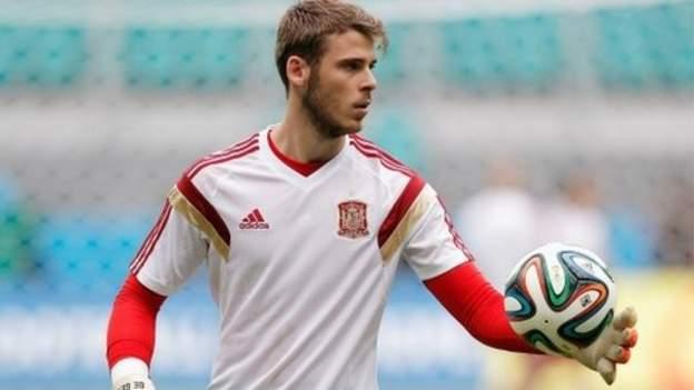 Spain keeper De Gea picks up injury