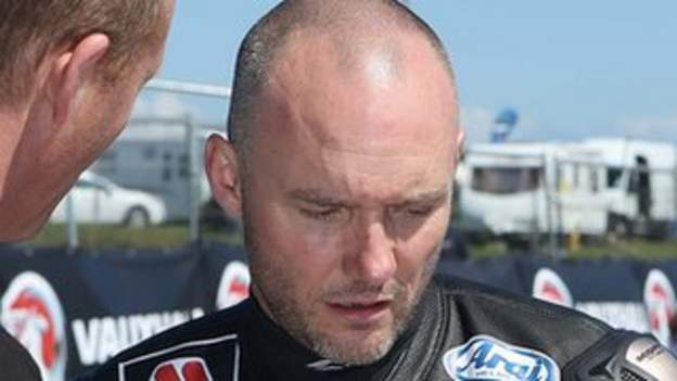 Keith Amor made a comeback to racing in 2014