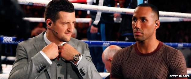 Froch and Degale