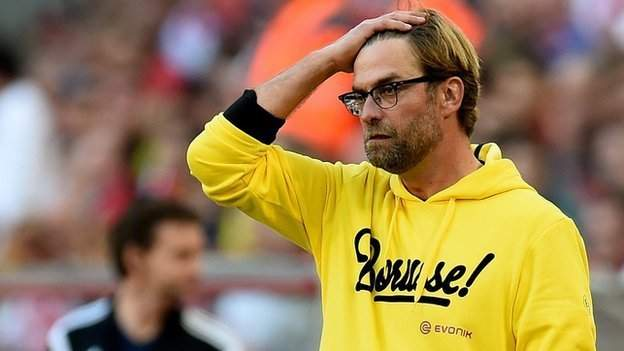 Borussia Dortmund playing pointless football - Jurgen ...