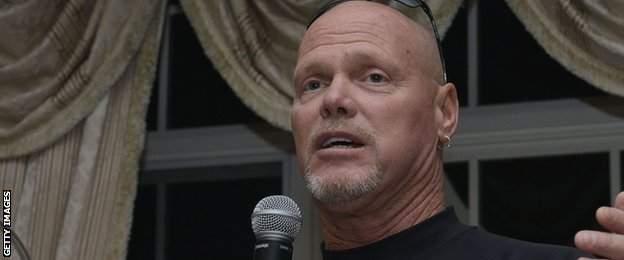 Jim McMahon, former quarterback