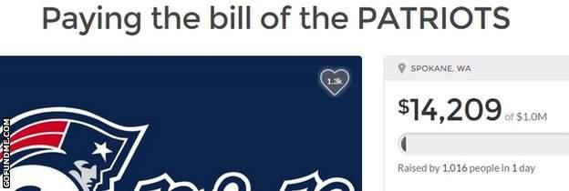Patriots fund