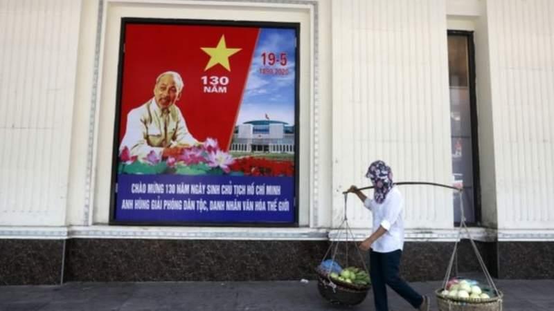Đảng Cộng sản Việt Nam là đảng cầm quyền duy nhất ở Việt Nam