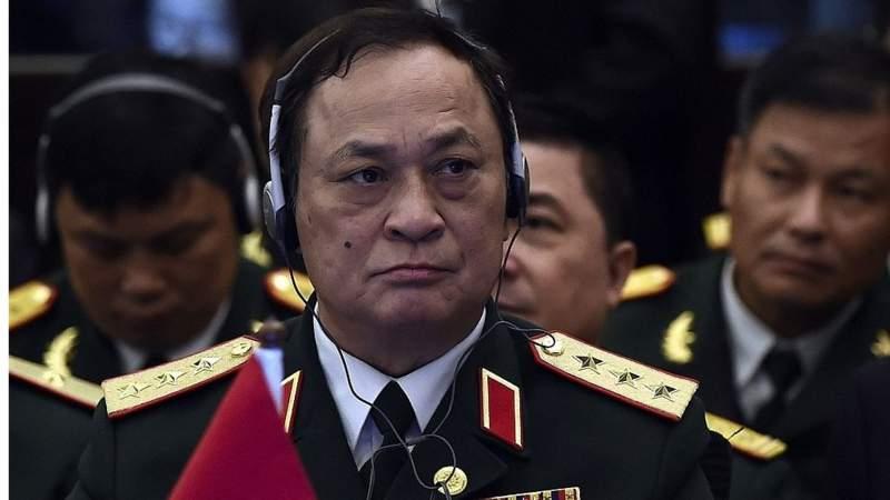 Cựu Thứ trưởng Bộ Quốc phòng Nguyễn Văn Hiến