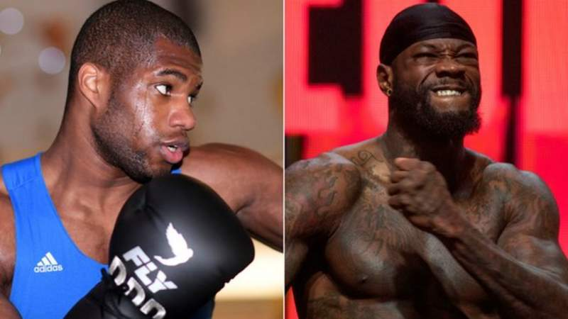 Daniel Dubois could fight Deontay Wilder if he beats Joe Joyce says Frank Warren